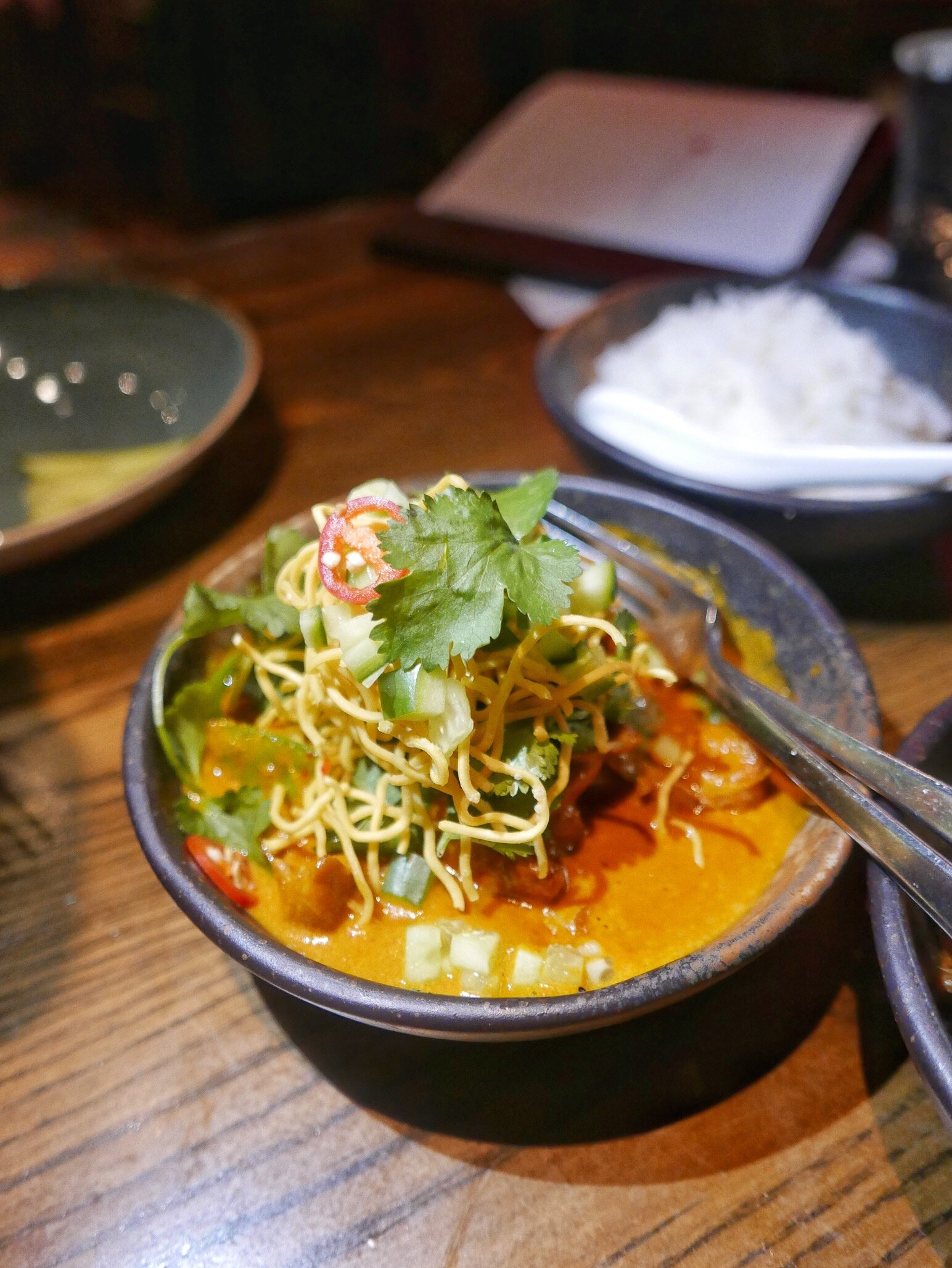 Spicing things up at red spice road cbd foodie melbourne for Asian cuisine melbourne